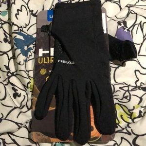 Touch-Screen Running Gloves